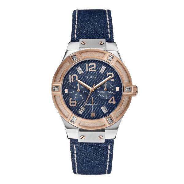 Предложение от компании AllTime: Наручные часы Guess W0289L1 по цене 12900.0 руб в РОССИИ